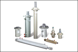 Welded Type Cylinders